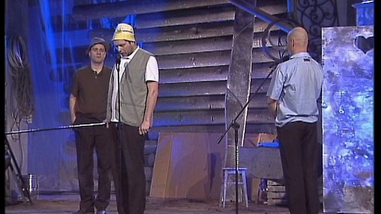 Kabaret DNO - Tryptyk