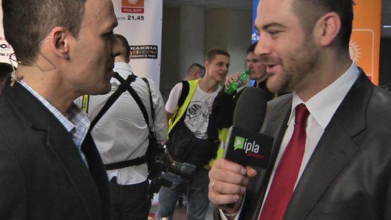 Martin Lewandowski - współwłaściciel Federacji KSW