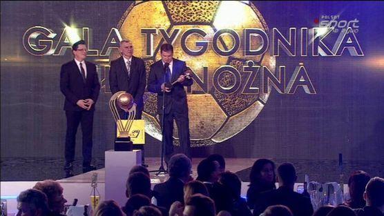 """Gala tygodnika """"Piłka Nożna"""" 2014"""