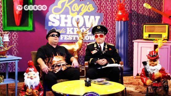 Konjo Show, czyli Król Festynów - odcinek 7