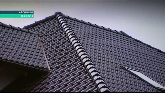 Interwencja Bis - Błyszcząca dachówka