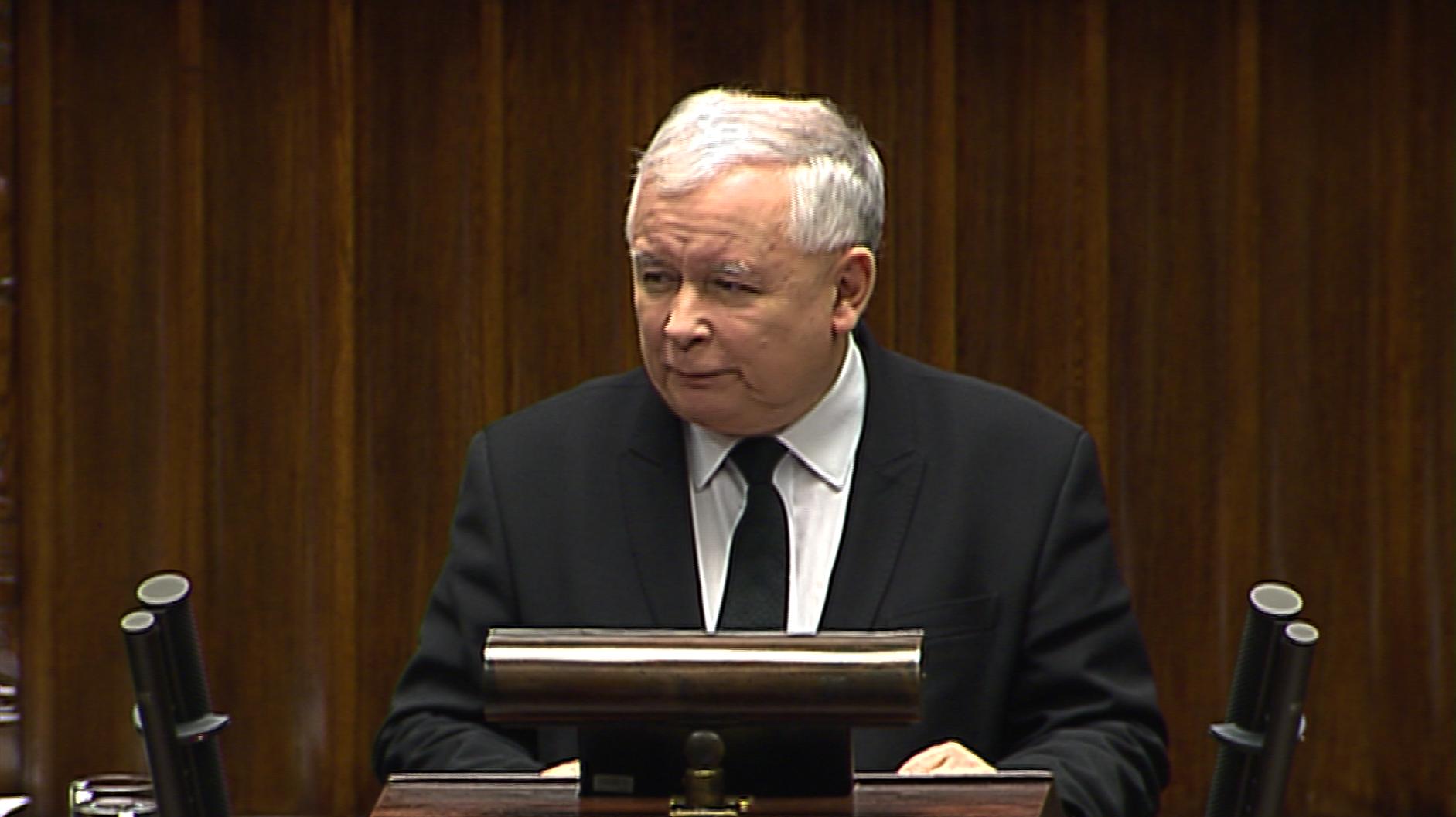 Prezes PiS: trzeba zmienić kodeks wyborczy, dokonać przeglądu konstytucji