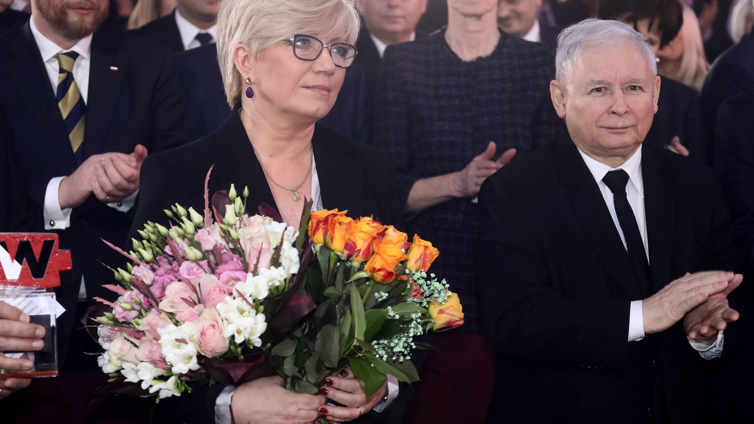 Bielan: Jarosław Kaczyński też ma życie towarzyskie