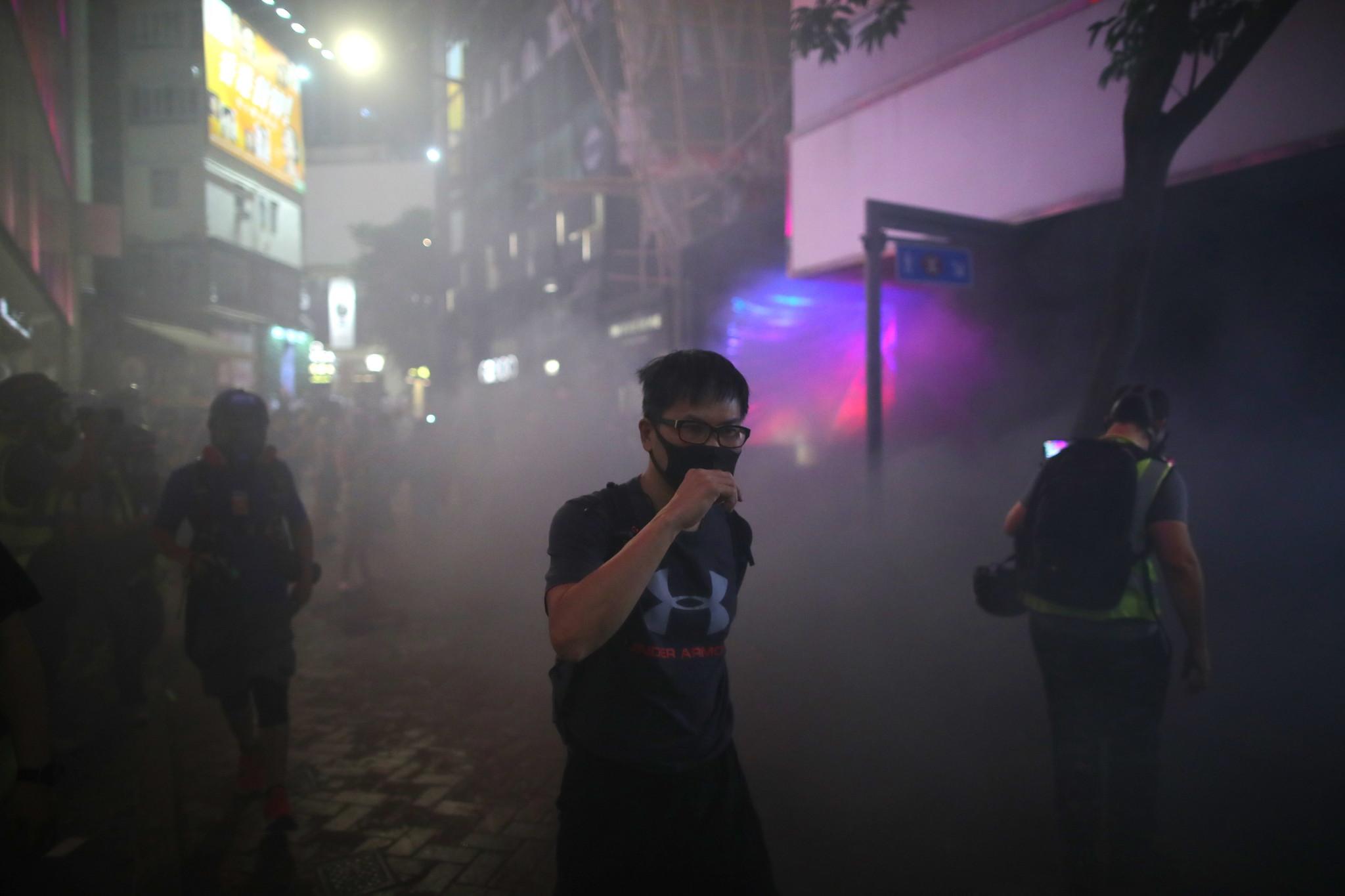 Demonstrują przeciwko zakazowi zakrywania twarzy