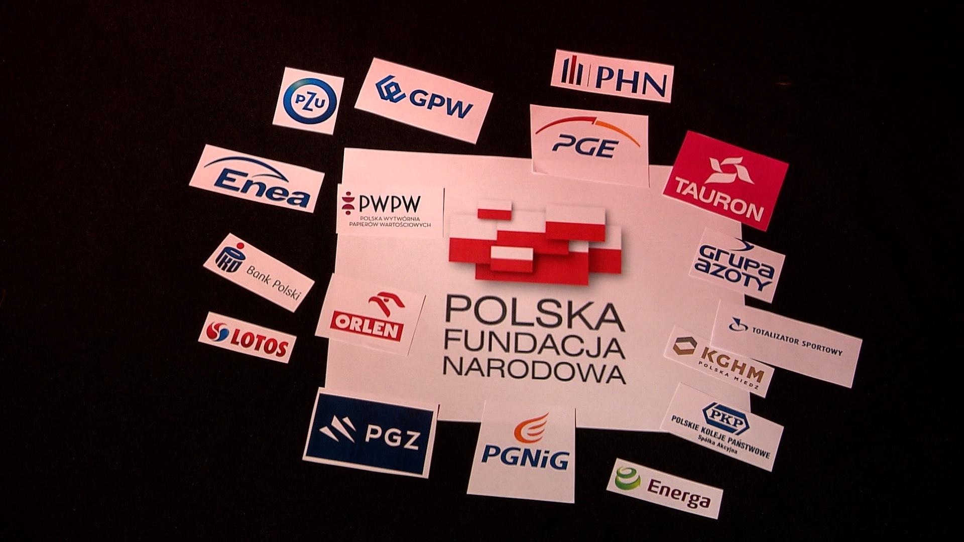 Sprawozdanie o wydatkach Polskiej Fundacji Narodowej z 2018 roku
