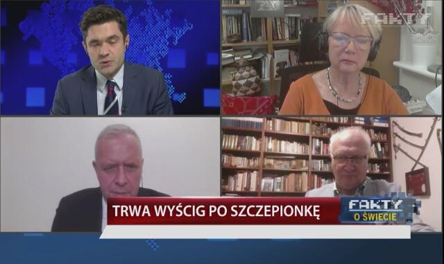Prof. Krystyna Bieńkowska-Szewczyk o przyspieszonych pracach nad szczepionkami na koronawirusa