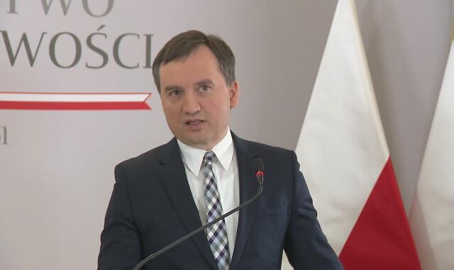 Zbigniew Ziobro o poprawie ściągalności alimentów