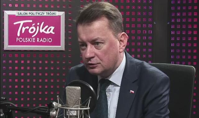 Mariusz Błaszczak o zwolnieniu gen. Andrzeja Pawlikowskiego
