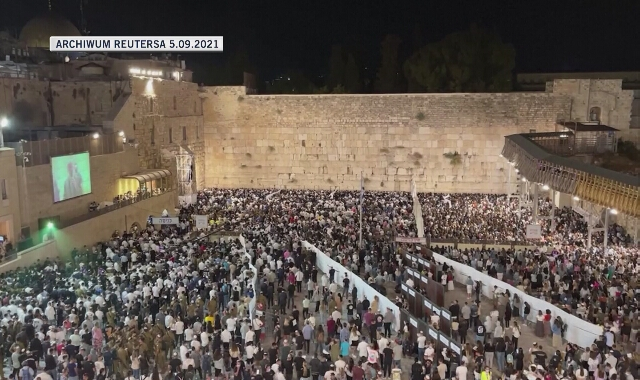 Izraelczycy przygotowują się do żydowskiego Nowego Roku, ale ograniczenia w związku z COVID-19 zostają utrzymane