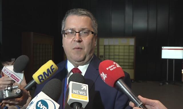 Jarosław Dudzicz: wymiar sprawiedliwości jest domeną państw członkowskich UE