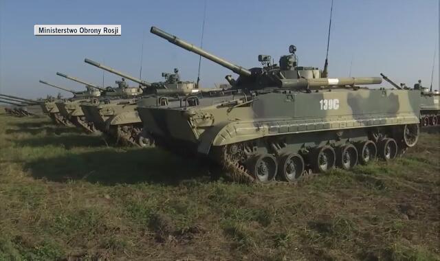 Rozpoczyna się faza aktywna rosyjsko-białoruskich ćwiczeń Zapad-2021