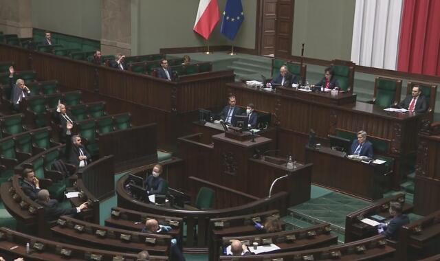 Głosowanie nad nową ustawą o wyborach powszechnych na Prezydenta Rzeczypospolitej