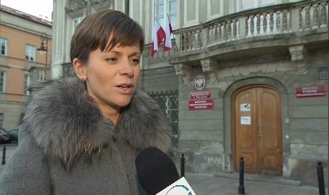 Katarzyna Szwarc: Prokuratura ma obowiązek przyjąć poręczenie majątkowe