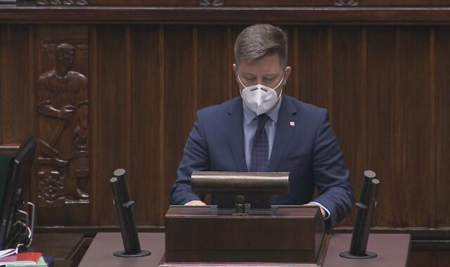 """Michał Dworczyk o rządowym projekcie ustawy: """"Warto wprowadzać rozwiązania, które mają możliwość usprawnienia działania administracji"""""""