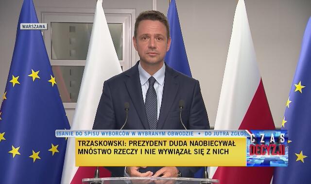 Rafał Trzaskowski o cenach żywności