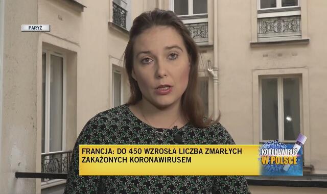 Oklaski dla pracowników służby zdrowia we Francji stały się już tradycją