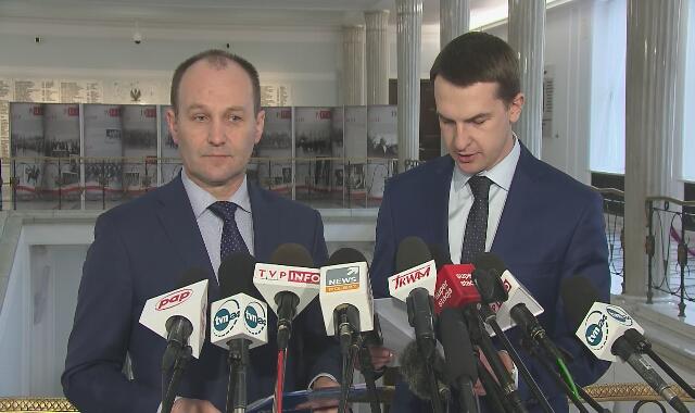 Szłapka: Prezes Obajtek był objęty ustawami kominowąi antykorupcyjną