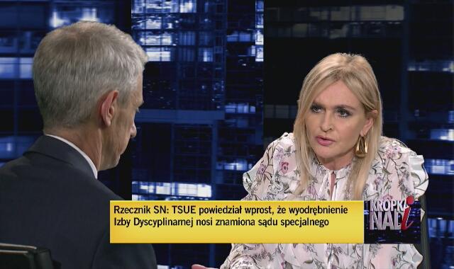 Rzecznik SN o sędziach SN orzekających w PRL