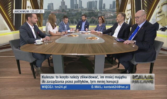 Posłanka Joanna Mucha o poprawkach do ustawy antykorupcyjnej