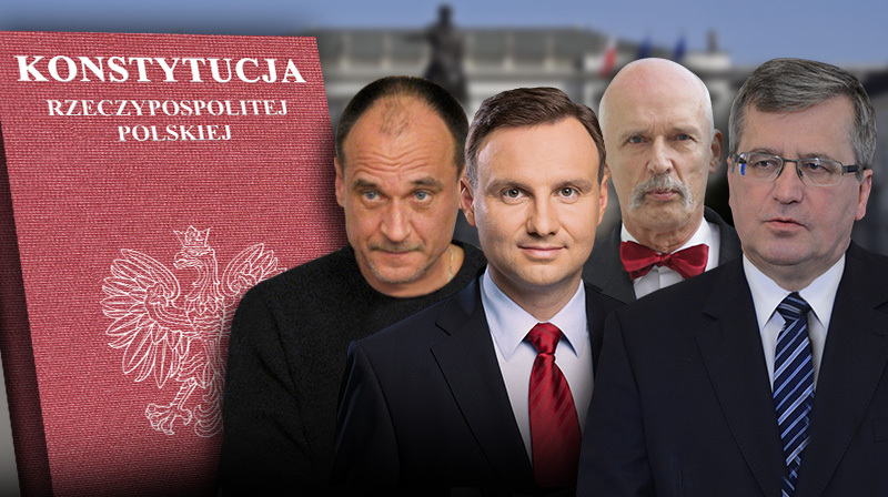 03.05   Konstytucja na ustach kandydatów na prezydenta