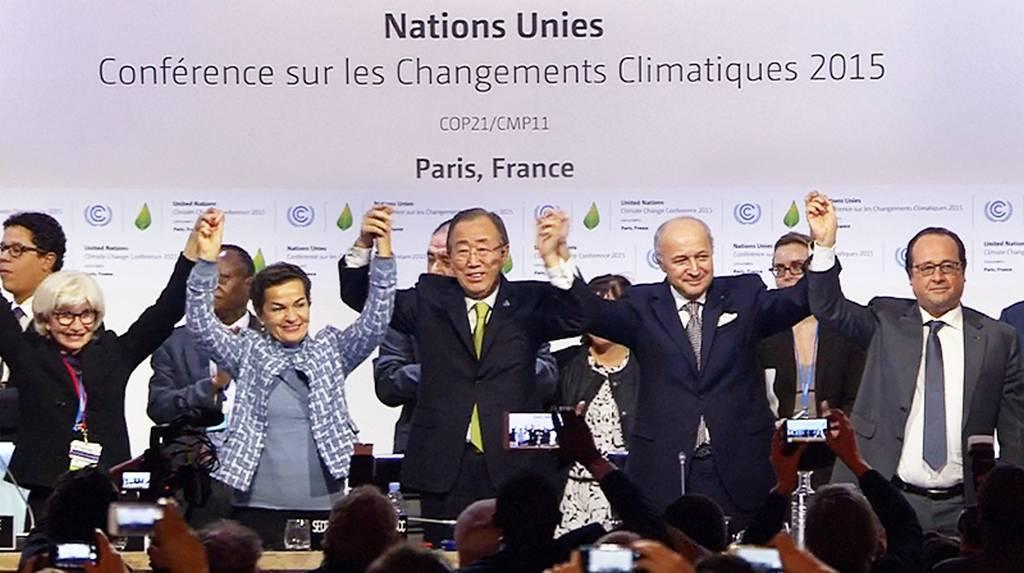 13.12.2015 | Świat zobowiązał się do redukcji emisji gazów cieplarnianych. Polska też