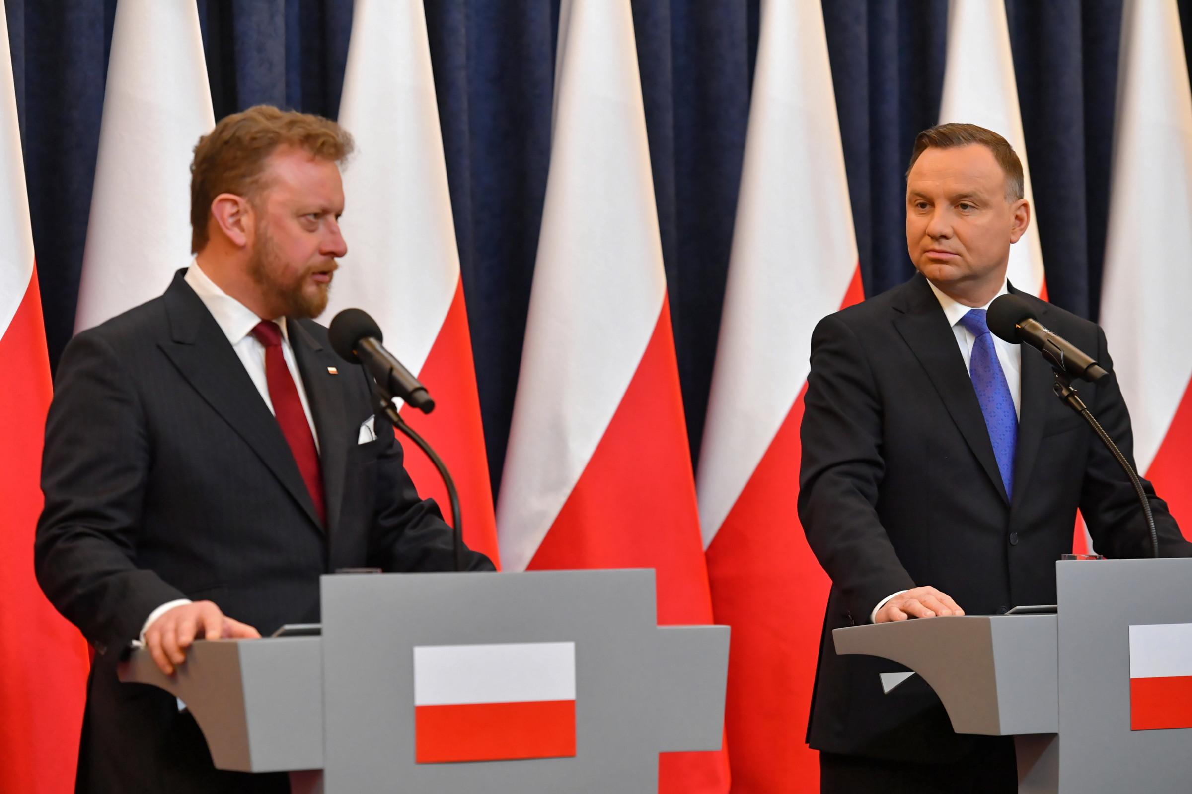 Szumowski: Fundusz Medyczny będzie przeznaczony na trzy filary