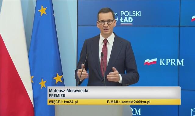 Premier Mateusz Morawiecki zapowiada wzrost wydatków na ochronę zdrowia