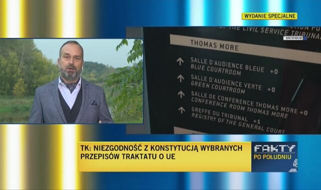 Prof. Maciej Gutowski komentuje orzeczenie Trybunału Konstytucyjnego Julii Przyłębskiej