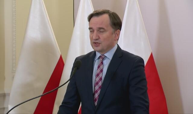 Minister sprawiedliwości zapowiada projekt ustawy o ochronie wolności słowa w internecie