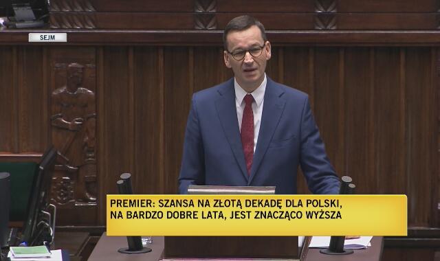 Morawiecki: Polska wraca z tego szczytu jako wielki zwycięzca
