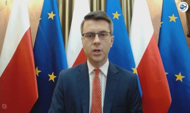 Rzecznik rządu Piotr Mueller o publikacji wyroku Trybunału Konstytucyjnego