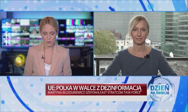 Martyna Bildziukiewicz: staramy się pokazywać nie tylko pojedyncze kłamstwa, ale też całe kampanie dezinformacyjne