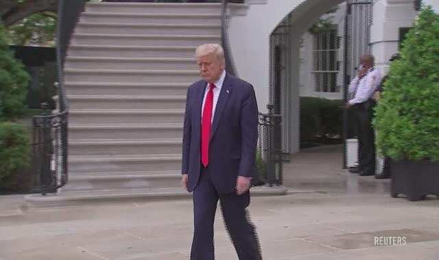 Donald Trump o ewentualnym zakazaniu Tik Toka w USA