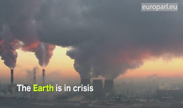 Parlament Europejski dla klimatu