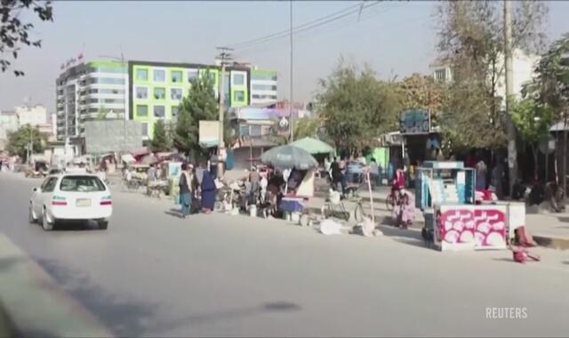 Tak wygląda Kabul po wycofaniu się wojsk USA i zakończeniu ewakuacji z lotniska. Władzę w Afganistanie sprawują talibowie