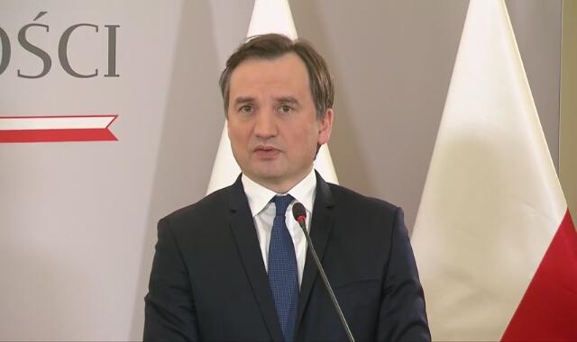 """Zbigniew Ziobro proponuje """"kompromis"""" wiceszefowej KE Verze Jourovej"""