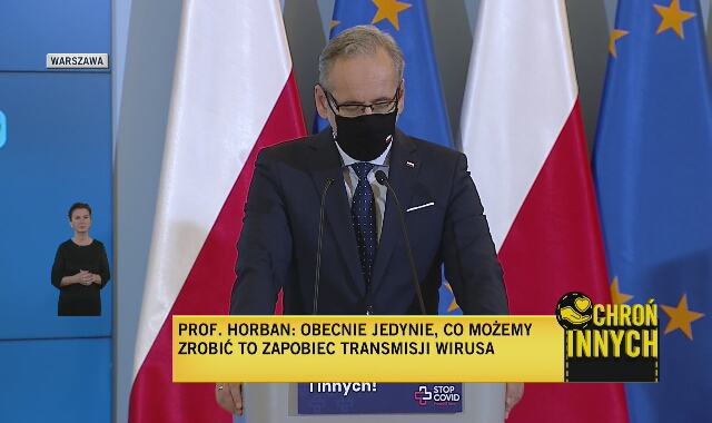 Minister Adam Niedzielski o zwiększonej liczbie interakcji społecznych