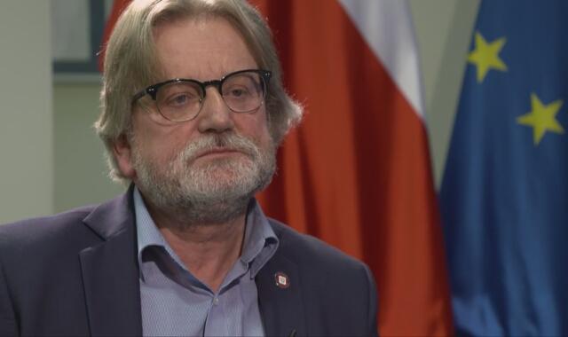 Główny Inspektor Sanitarny Jarosław Pinkas o pracy sanepidów