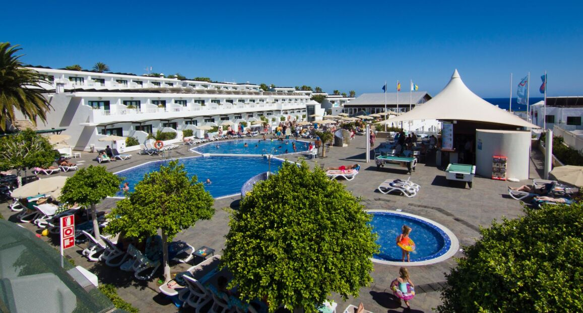 Relaxia Lanzaplaya - Lanzarote - Wyspy Kanaryjskie