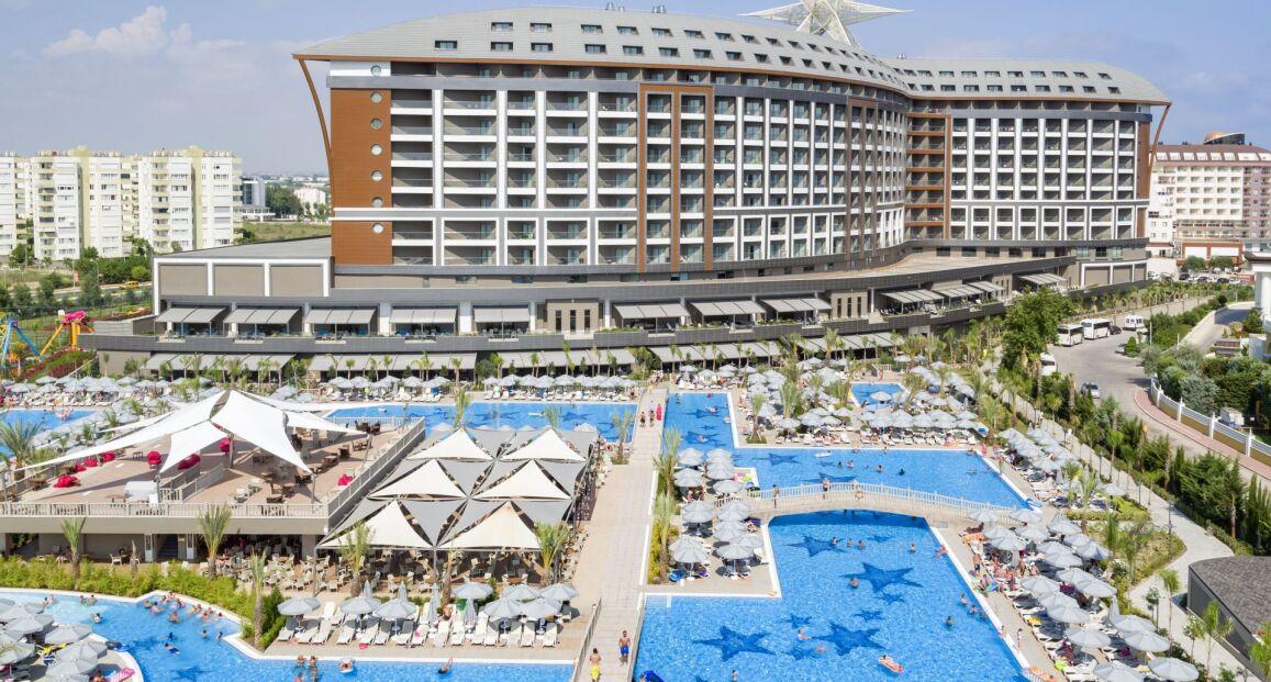 Royal Seginus Riwiera Turecka Turcja Opis Hotelu Tui Biuro Podróży