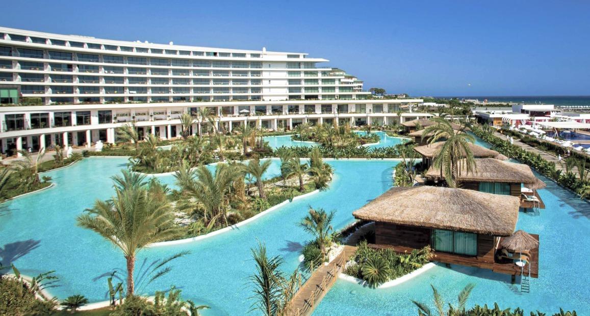 Hotel Maxx Royal Belek Golf Spa Riwiera Turecka Turcja