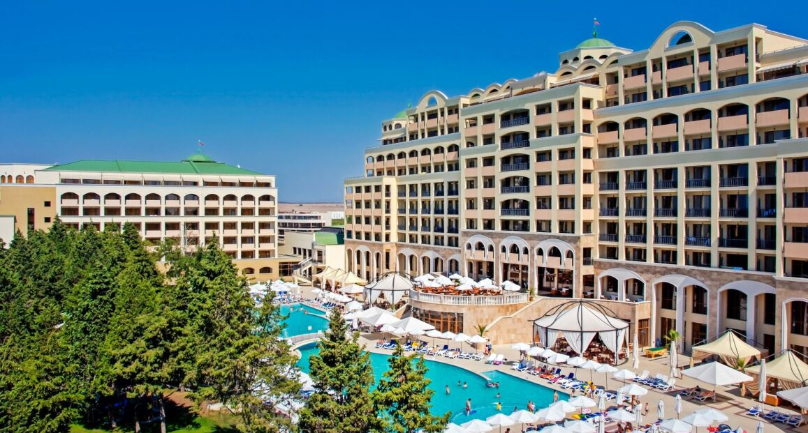 Sol Nessebar Palace Resort - Riwiera Bułgarska - Bułgaria