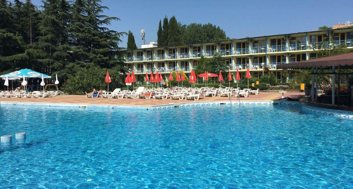 Park Hotel Continental - Riwiera Bułgarska - Bułgaria