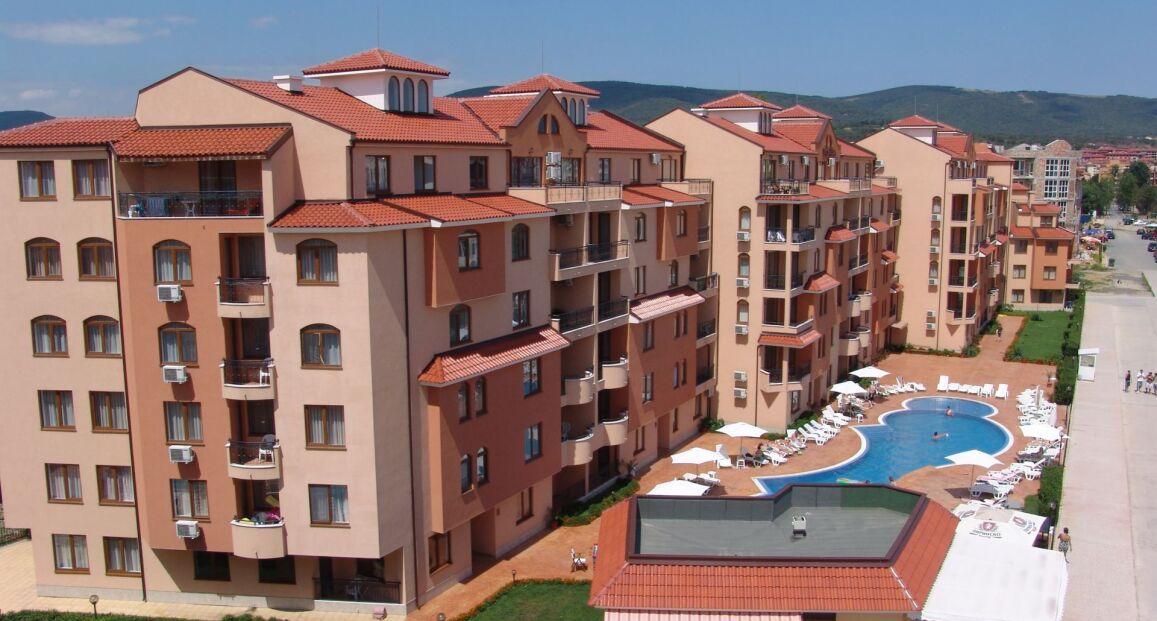 Apart-Hotel Kasandra - Riwiera Bułgarska - Bułgaria