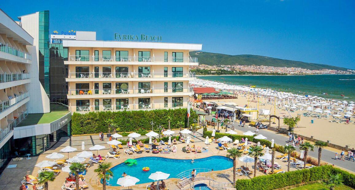 DIT Evrika Beach Club Hotel - Riwiera Bułgarska - Bułgaria