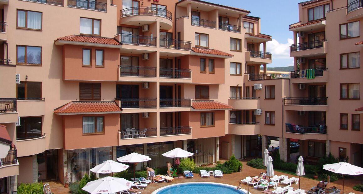 Apart-Hotel Efir - Riwiera Bułgarska - Bułgaria
