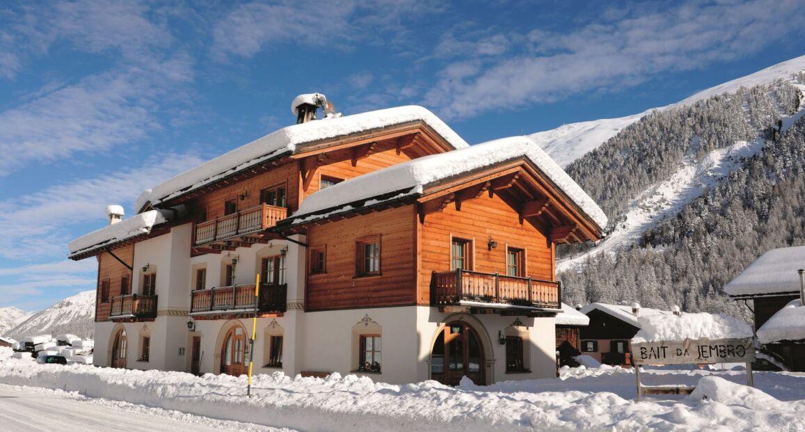 Apartamenty Bait da J'embro - Livigno - Lombardia - Włochy