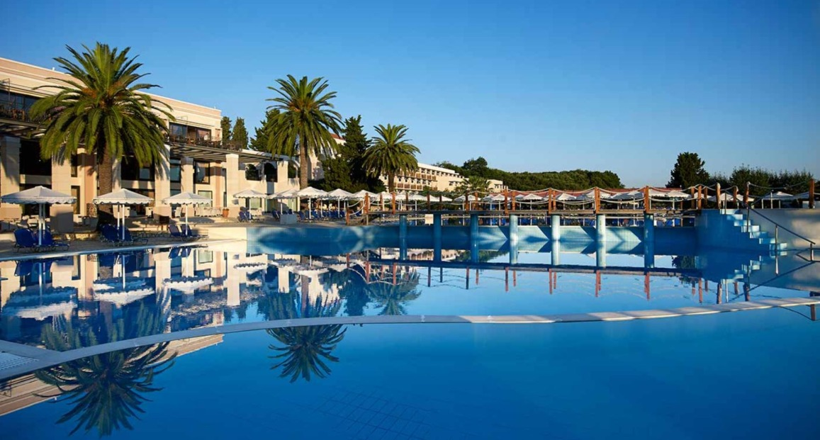 Silver Beach Hotel Greece
