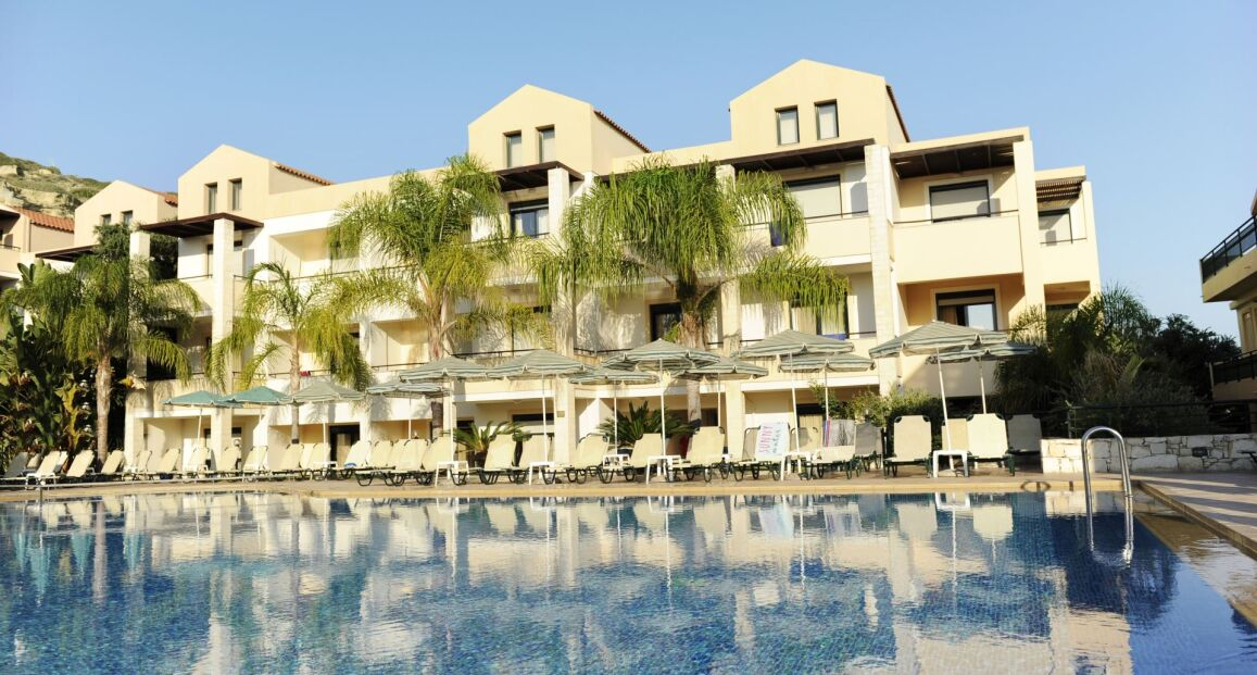 Creta Palm Resort Kreta Grecja Opis Hotelu Opinie