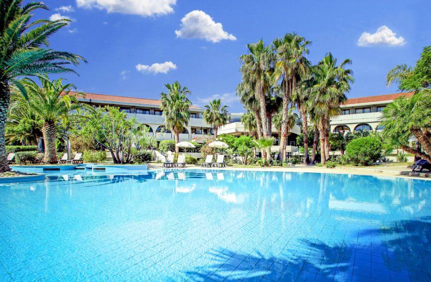 Hotel Fiesta Athenee Palace - Cefalu